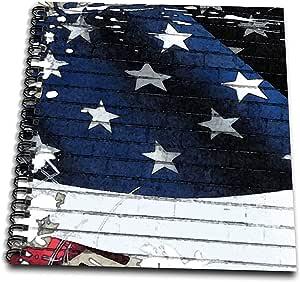 3dRose Jos - Bandera de Fauxtographee, un acercamiento de