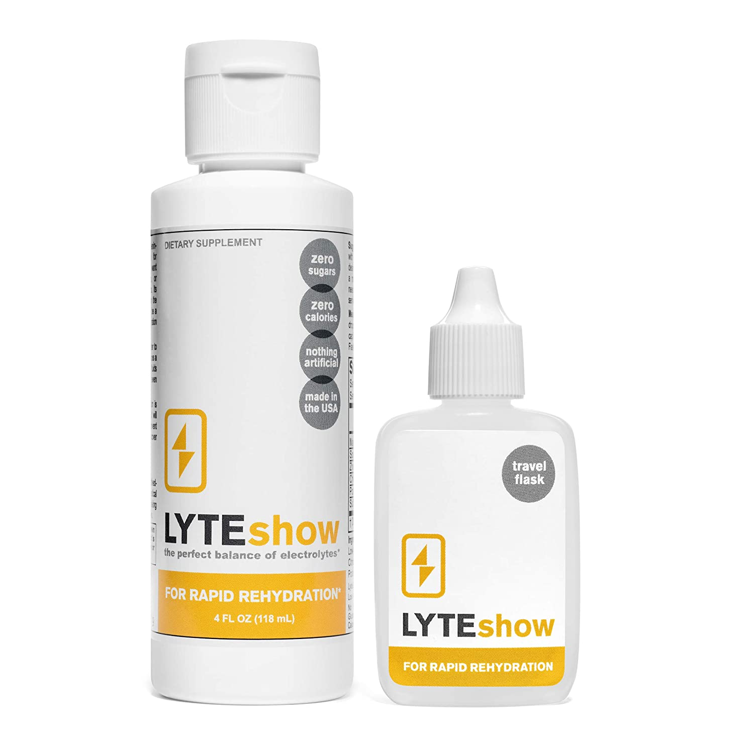Electrolyte Concentrate for Rapid Rehydration