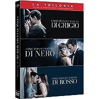 Cinquanta Sfumature: Trilogia (3 DVD)