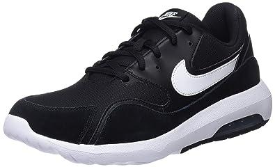 NIKE Mens AIR MAX Nostalgia Black White Size 7.5