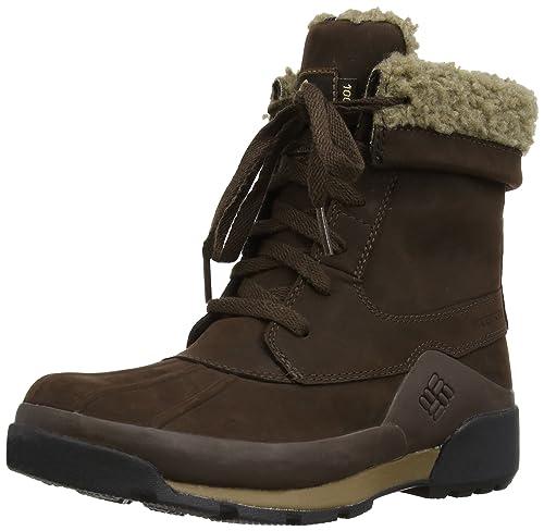 Columbia Bugaboot Original Tall Omni Heat, Womens Boots, Cordodovan/Cafe, 4  UK