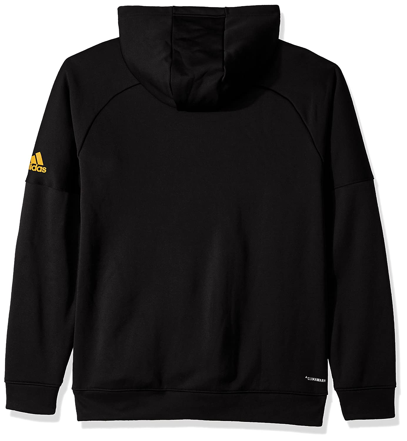 bf590faee Amazon.com   adidas NHL Mens Misconduct Team Issue Fleece Pullover Hood    Sports   Outdoors