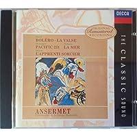 Ravel: Bolero / La Valse / Honegger: Pacific 231 / Dukas: L'Apprenti Sorcier / Chabrier: Espana / Debussy: La Mer