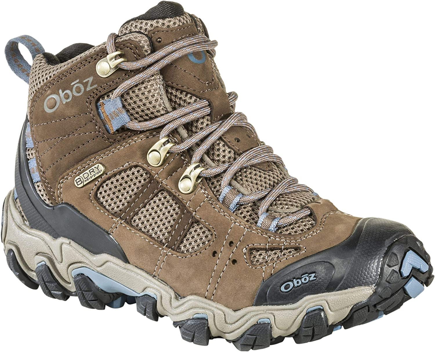 Oboz Bridger Vent Mid B-Dry Hiking Boot – Women s