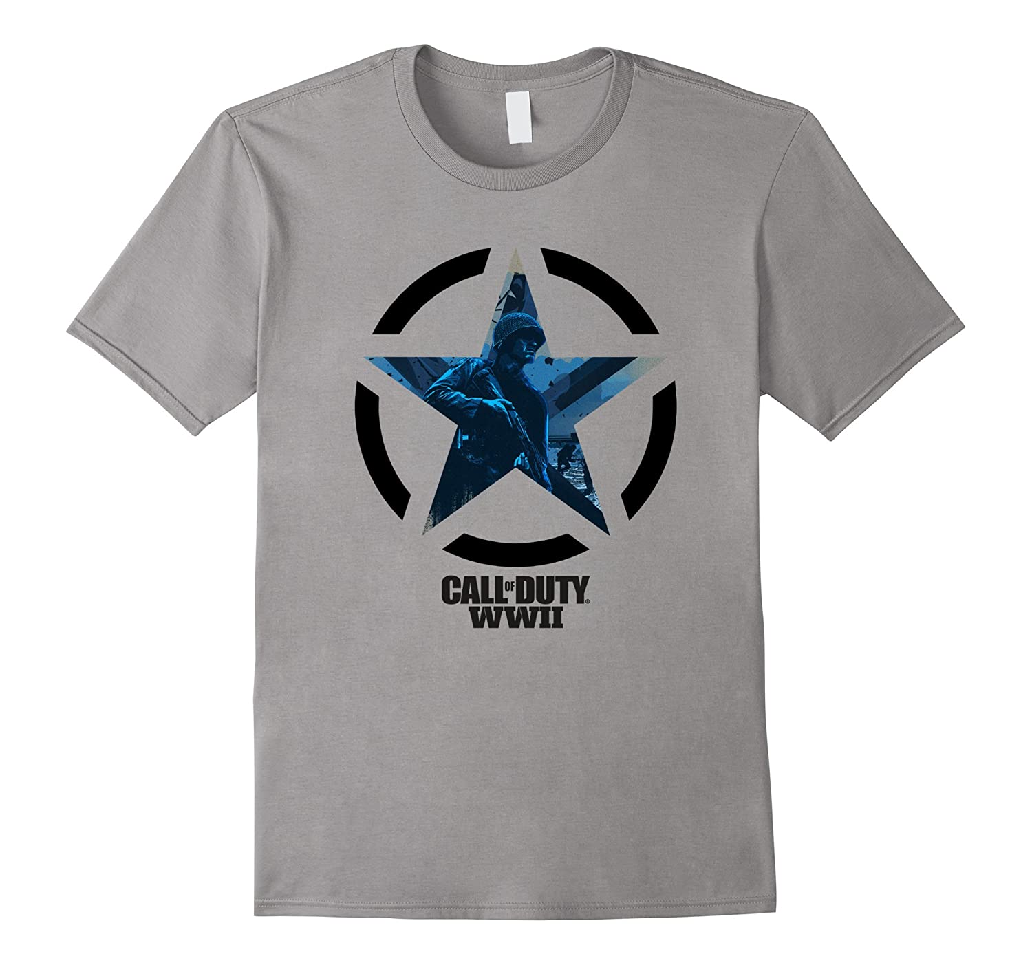 Call of Duty WWII - Beach Front Line T-Shirt-RT