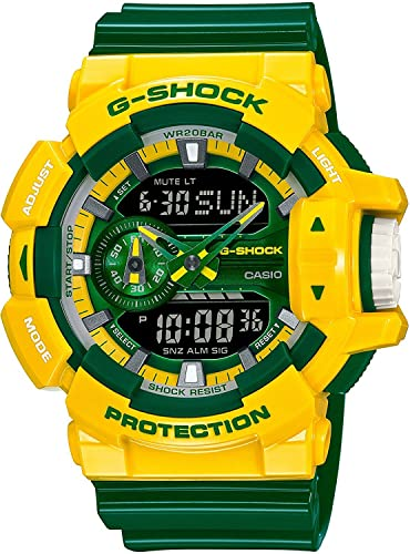 Reloj Casio G-shock - Reloj G Shock analógico Digital ga-400cs-9 a hombre: Amazon.es: Relojes