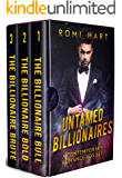 Untamed Billionaires: A Contemporary Romance Box Set