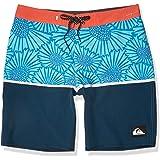 Quiksilver Men's Highline Division 20 Boardshort Swim Trunk Bathing Suit