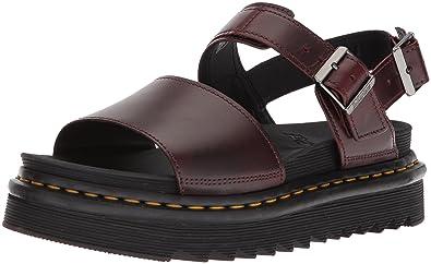 doc marten platform sandals