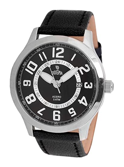 Dogma G7030NEGRO - Reloj Caballero piel