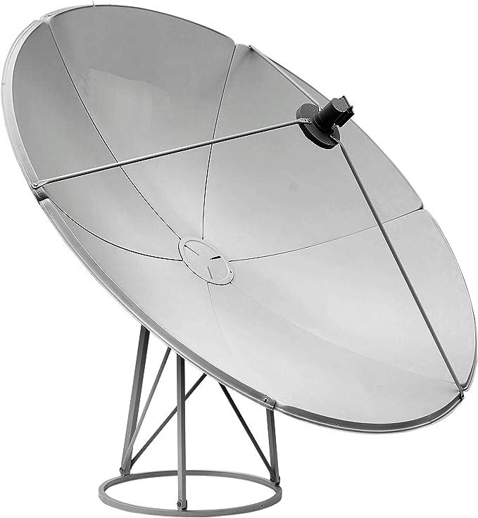 2,4 Metre antena parabólica 2400 cm Nile Sat, Sat ...