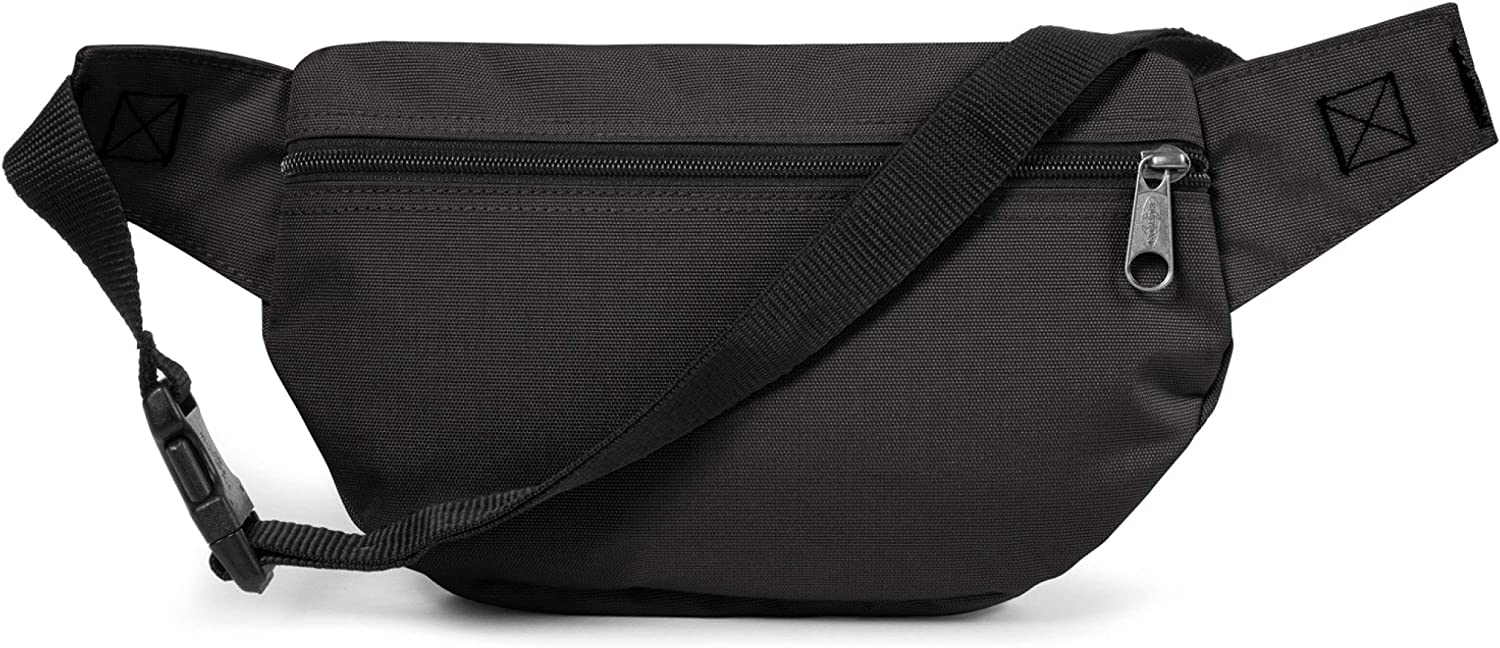 27 cm Black 3 L Eastpak Doggy Bag Money Belt