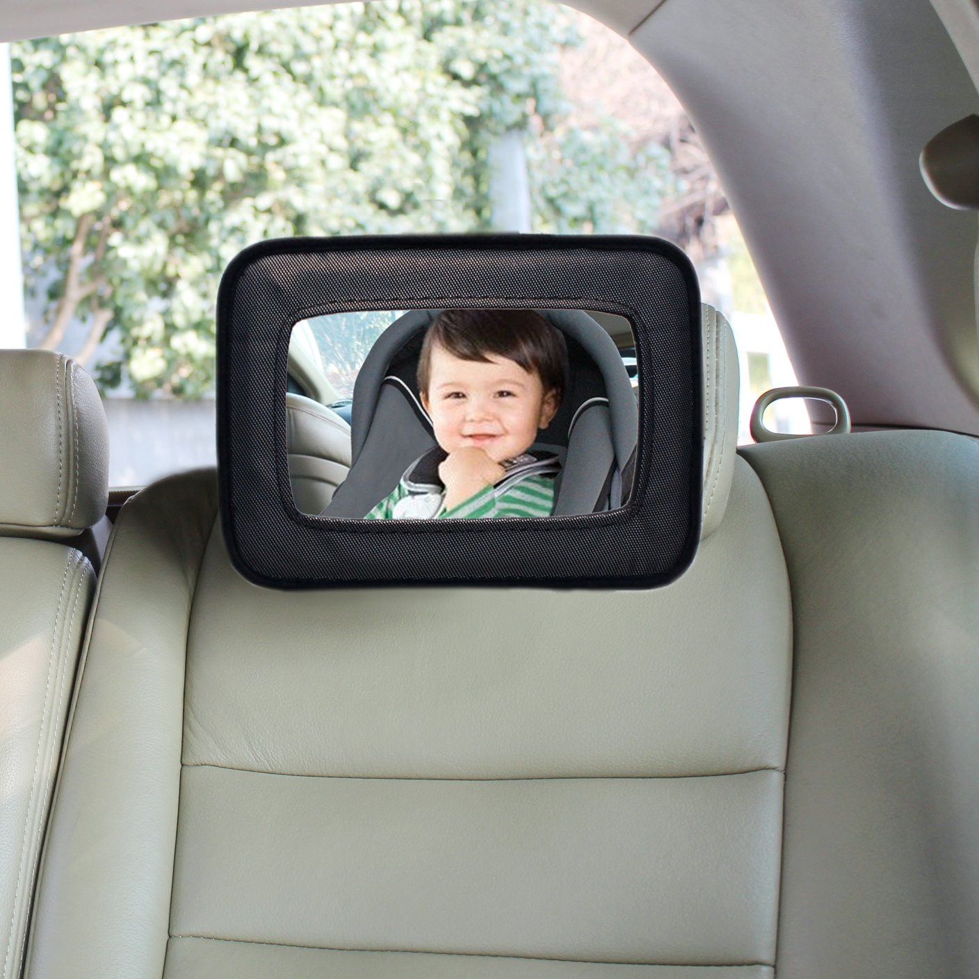 Dreambaby Backseat Mirror by Dreambaby