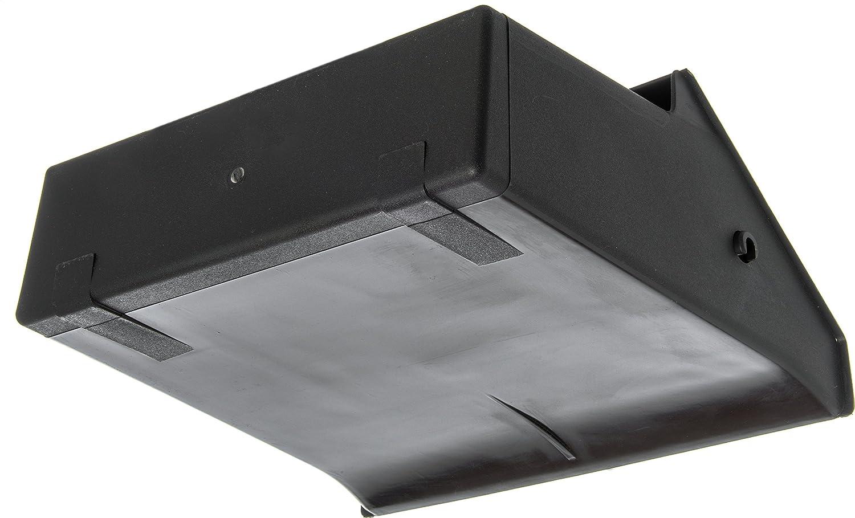 "Carlisle 36141003-1 Pivoting Upright Lobby Dustpan with Metal Handle, 30"" Length, Black: Industrial & Scientific"