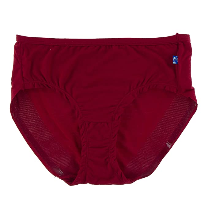 746f7cc0a32a Image Unavailable. Image not available for. Color: Kickee Pants Women's  Solid Underwear ...