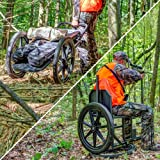Kill Shot Throne 3-in-1 Game Cart, Hunting Chair