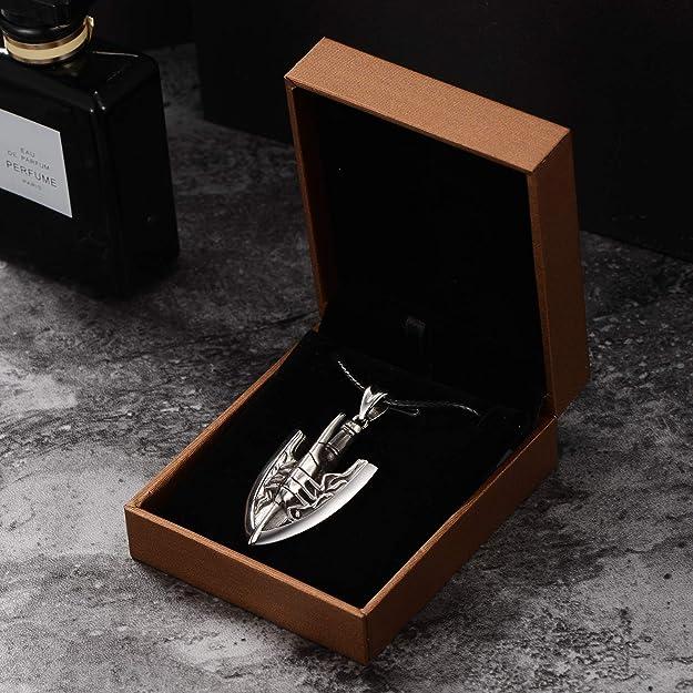 Requiem Arrow Brass JoJo Stand Arrow Requiem Arrow Pendant Necklace