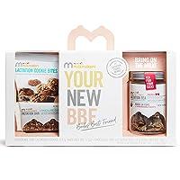 Munchkin Milkmakers Sampler Pack, Includes Lactation Cookies, Tea, & Bars, 6 Count...