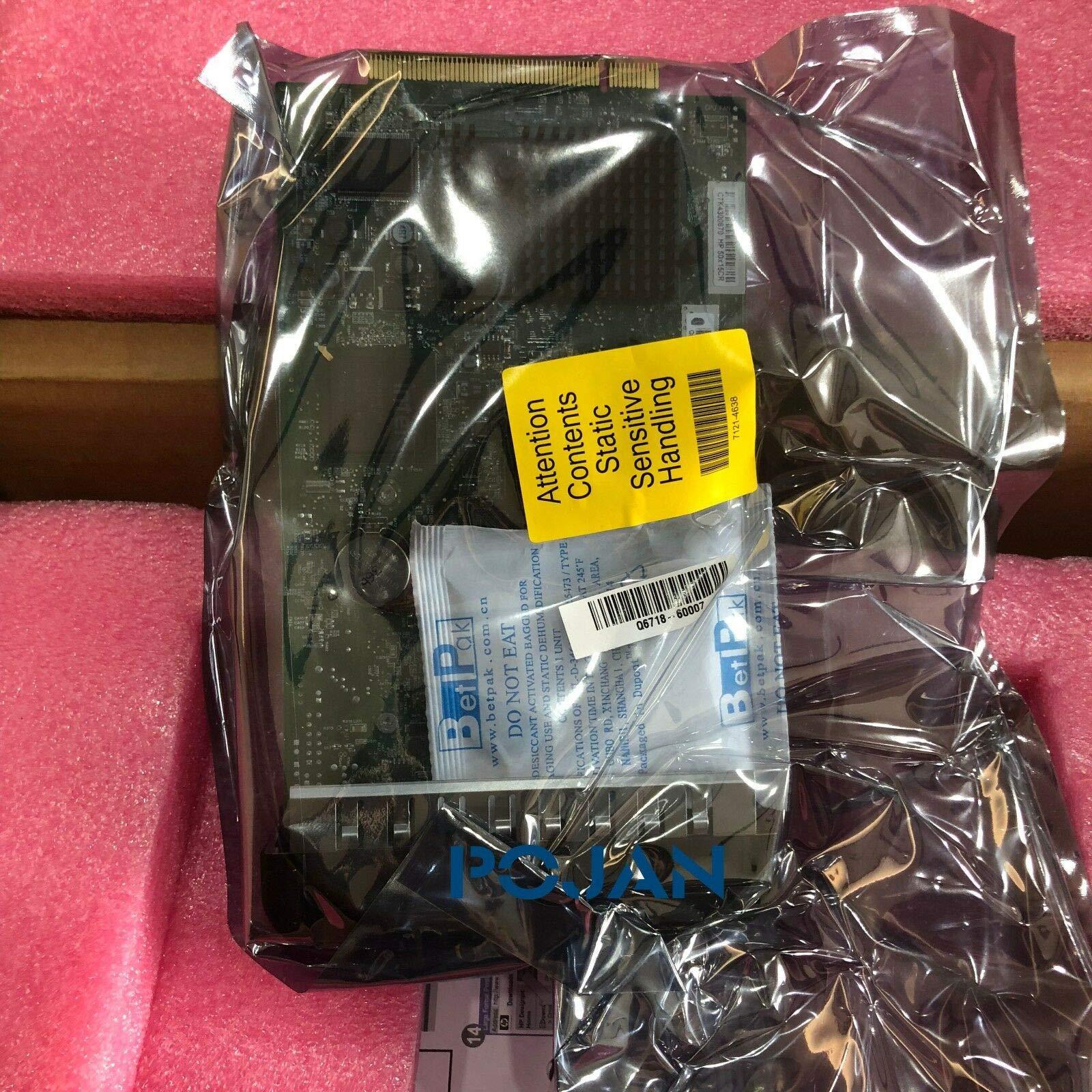 POJAN Q6683-67030 Q6683-60193 for Designjet T610 T1100 PS Formatter Board New by POJAN (Image #3)