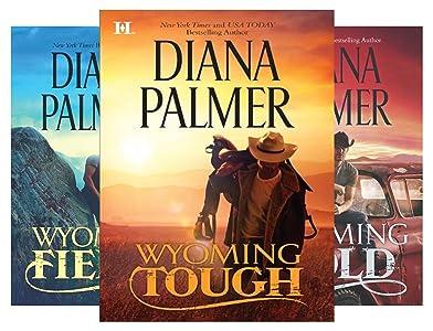 Wyoming Men Series 1-8 - Diana Palmer