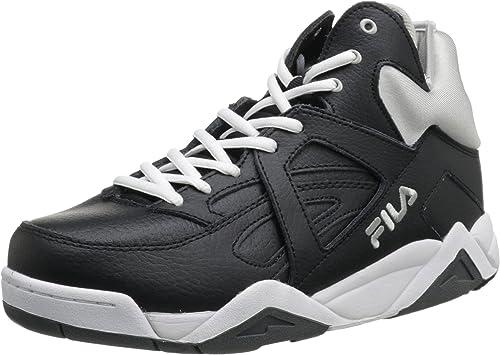 Amazon.com: Fila The Cage Zapato de baloncesto para hombre ...