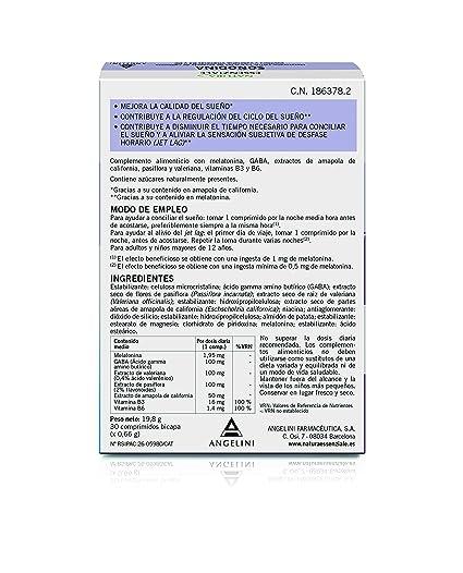 Natura Essenziale Soñodina - 30 Comprimidos: Amazon.es: Salud y ...