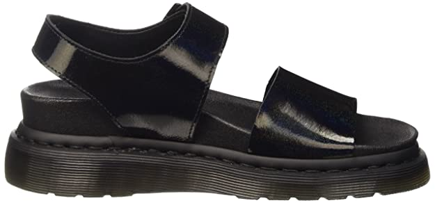 Zapatos es Petrol Romi Mujer Sandalias Black Dr Martens Amazon q4fTxZB