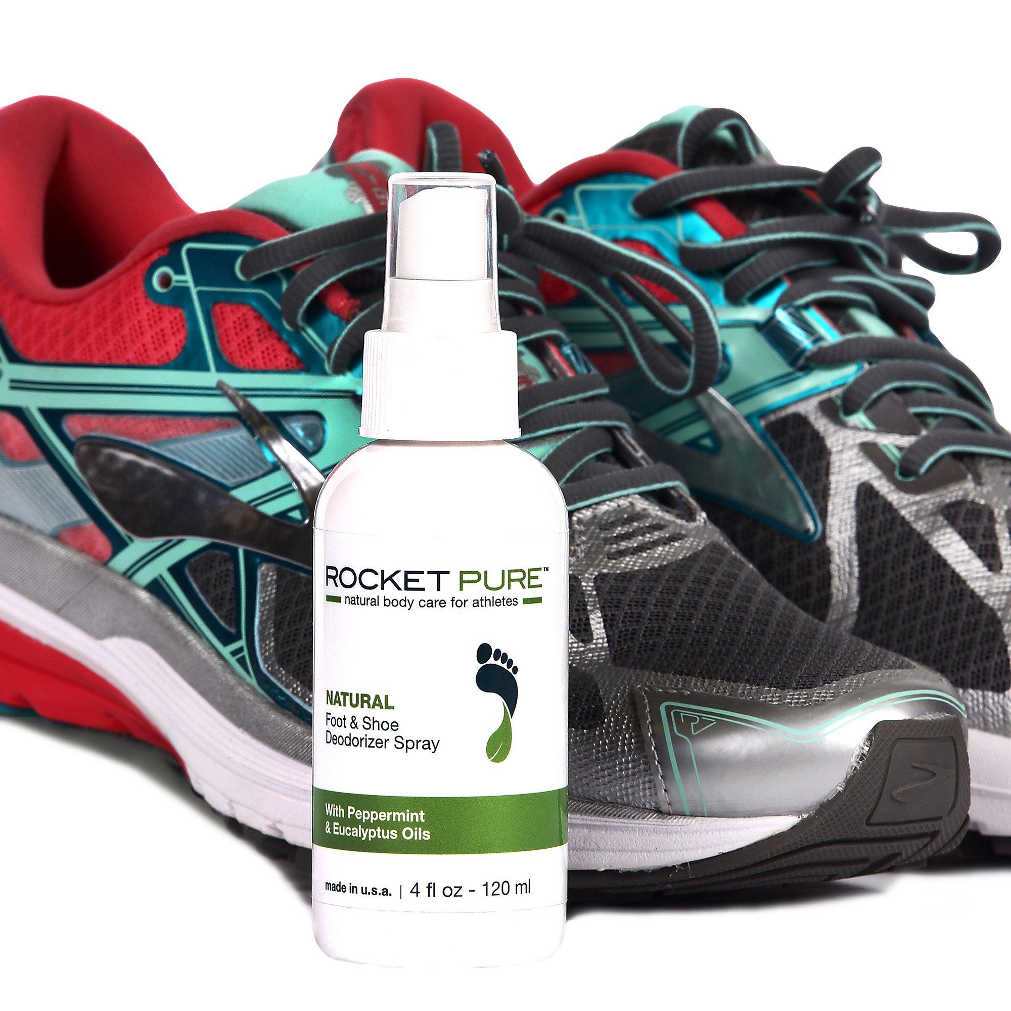 how to make natural shoe deodorizer