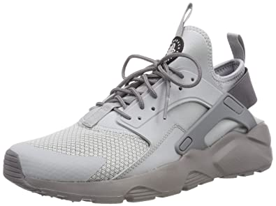 save off 96fc5 0c53d Nike Air Huarache Run Ultra, Chaussures de Fitness Homme, Multicolore  (GunsmokeBlack