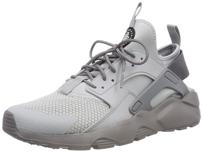 Nike Air Huarache Run Ultra Schuhe Herren Grau (Gunsmoke/Wolf Grey)