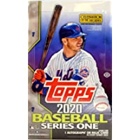 $77 » 2020 Topps Series 1 MLB Baseball HOBBY box (24 pks/bx)