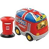 VTech -  205865 - Véhicule Miniature - Tut Tut Bolides - Stanley, le bus anglais