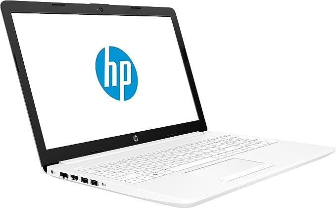 PORTÁTIL HP 15-DA0144NS - I3-7020U 2.3GHZ - 12GB - 1TB - 15.6/39.6CM HD - HDMI - BT - W10 - Blanco Nieve: Hp: Amazon.es: Informática