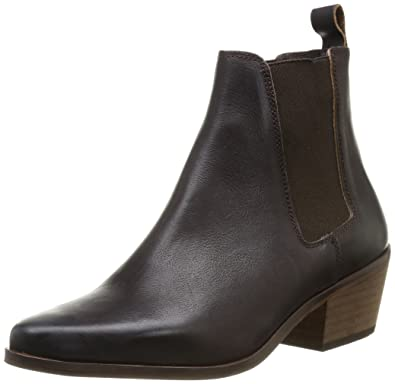 Buffalo London 2308 VEGAS - Botas Chelsea, talla: 39 EU (6 Damen UK), color: marrón - Braun (TESTA 03)