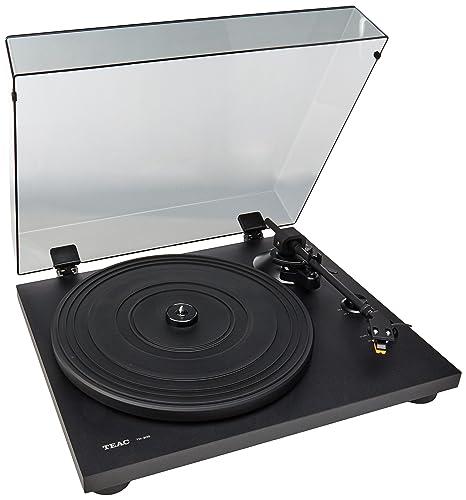 Tocadisco vinilo - Teac TN-200 negro - Tocadisco vinilo de 2 ...