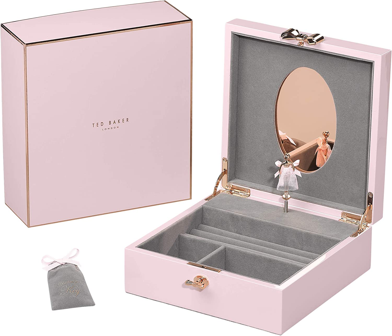 Ted Baker Beauty - Maletín (22 cm), Color Rosa: Amazon.es: Equipaje