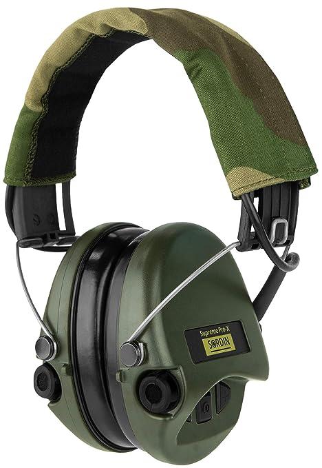 Amazon.com: Sordin Supreme PRO X, reducción de ruido Active ...