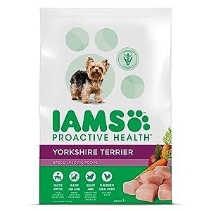 Iams Proactive Health Yorkshire Terrier Adult Chicken