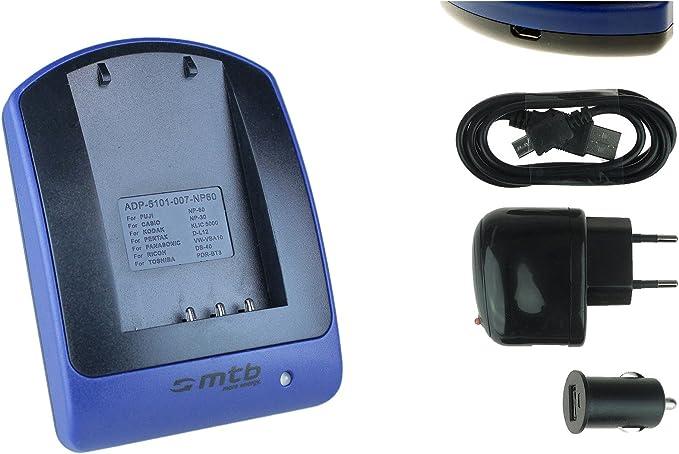 Ladegerät Np 120 Für Fuji F10 F11 M603 Kamera
