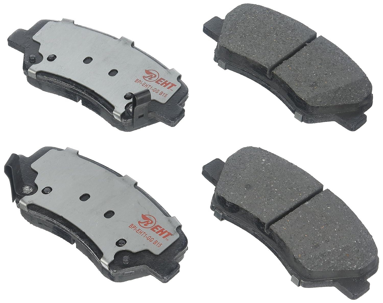 RM Brakes EHT1543H Brake Pad Set