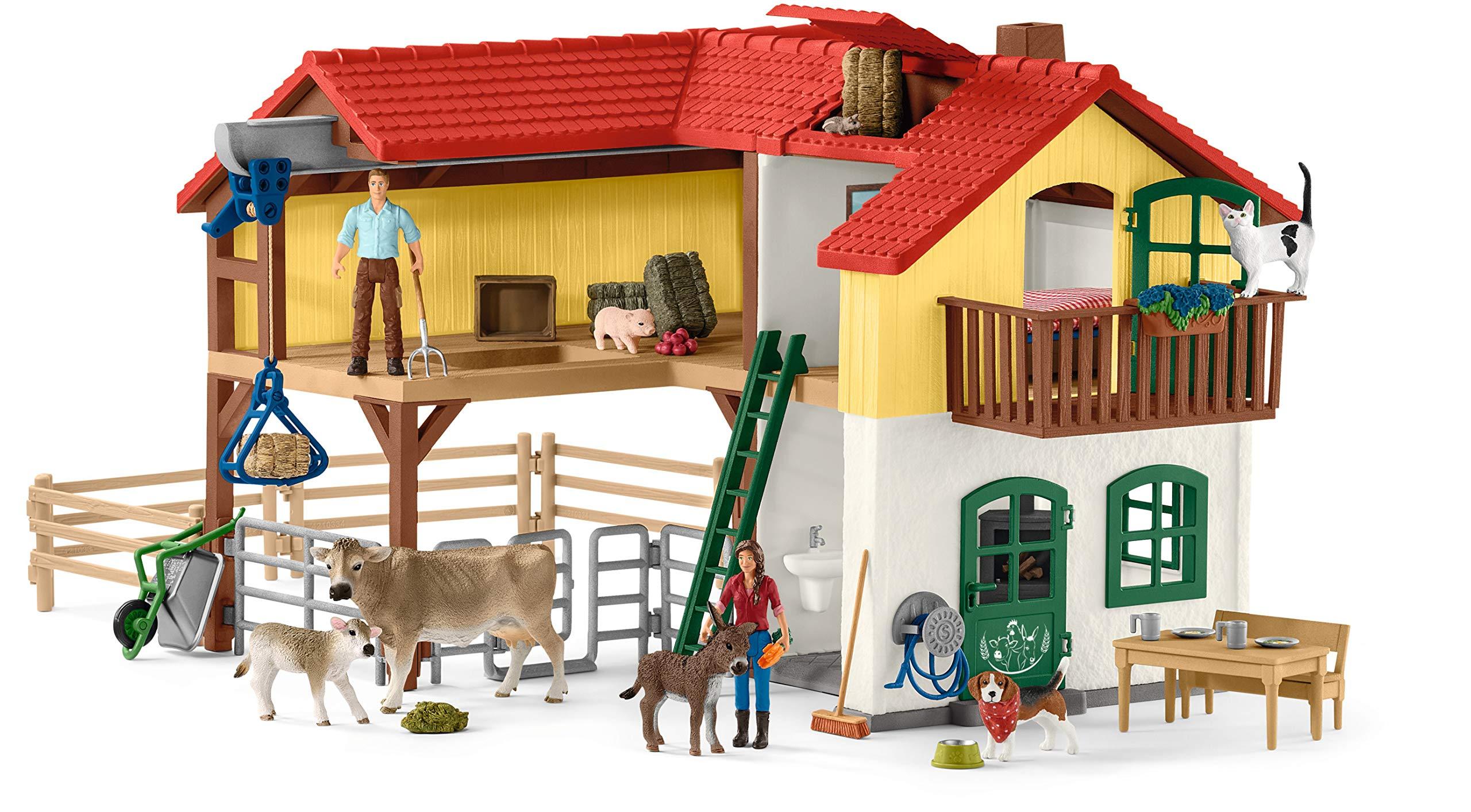 Schleich Large Farm House by Schleich (Image #1)