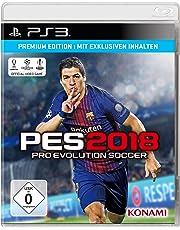 PES 2018 - Premium Edition - [PlayStation 3]