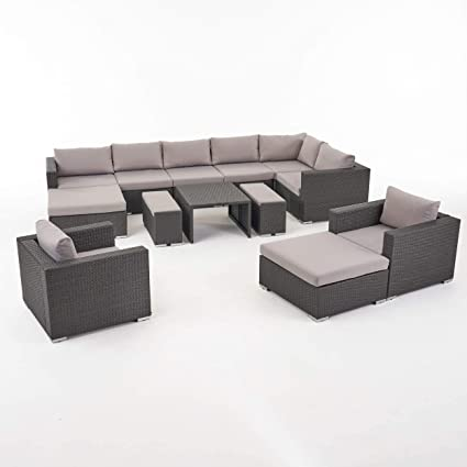 Amazon.com: Great Deal Furniture Irene - Juego de sofá de 8 ...