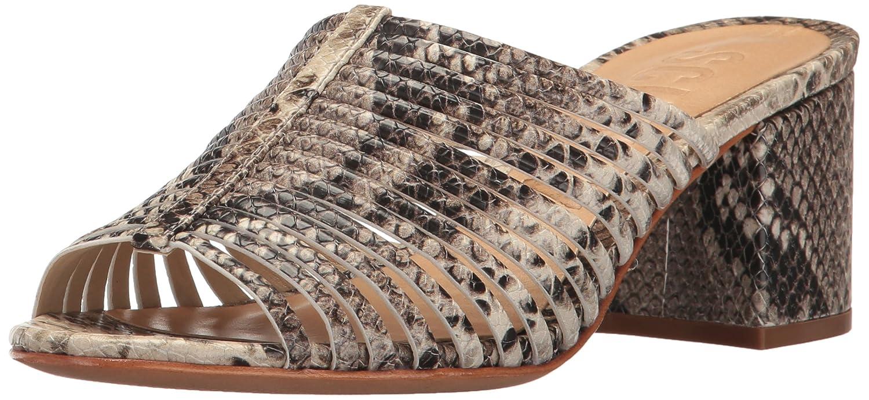 SCHUTZ Women's Cecillya Flat Sandal B01M3SOIAW 9.5 B(M) US|Pearl