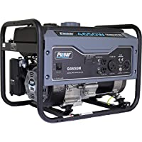 Pulsar Portable Generator in Space Gray with Electric Start, G12KBN
