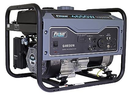 Amazon.com: Pulsar Generador portátil en gris espacial con ...