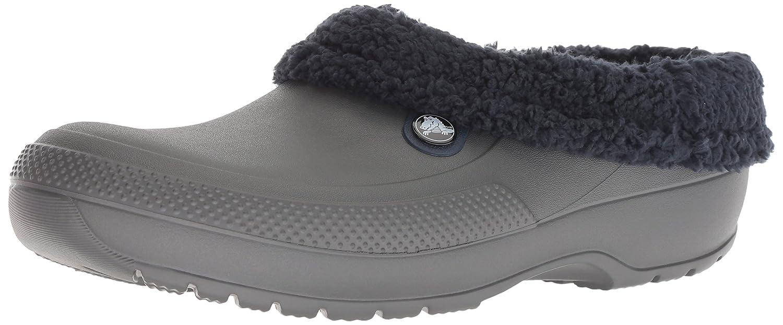 Crocs Men's and Women's Blitzen III Clog | Indoor or Outdoor Warm and Fuzzy Shoe P204563