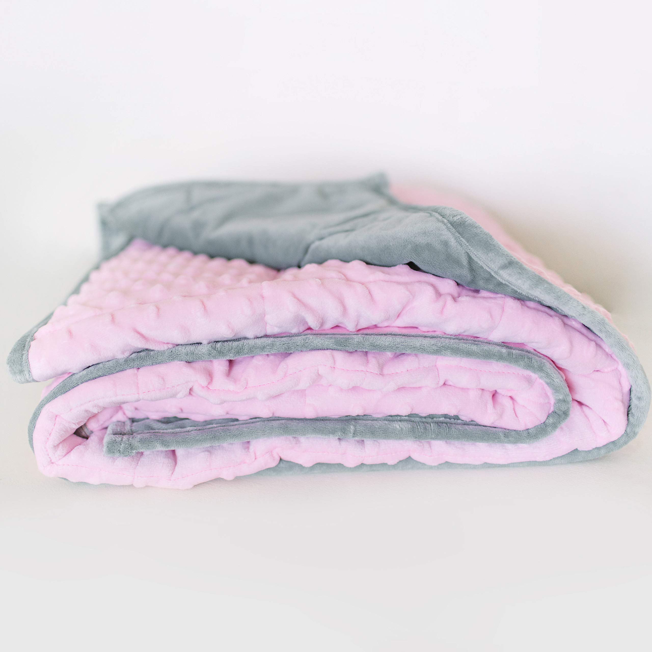 HomeSmart Products 7lb 41x60 Pink