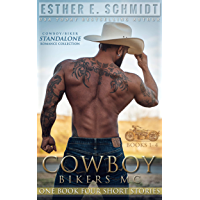Cowboy Bikers MC Collection Books 1 - 4