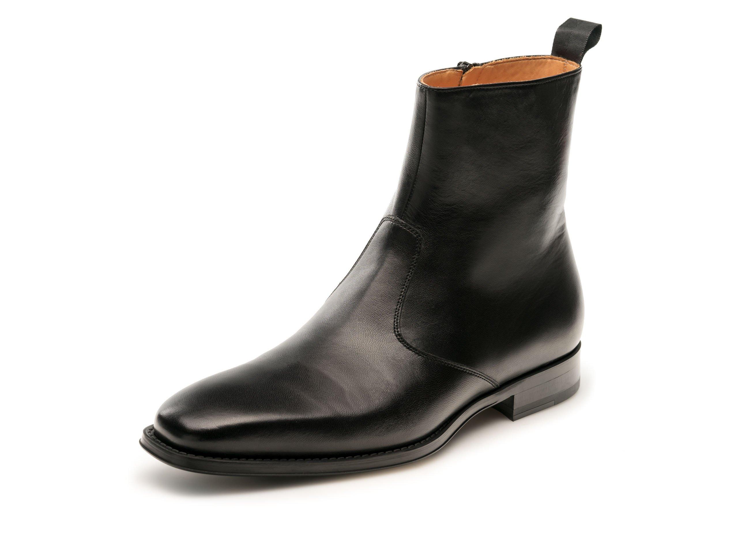 super popular diseño hábil grande descuento venta Magnanni Donosti Black Men's Boots Size 9.5 US on Galleon Philippines